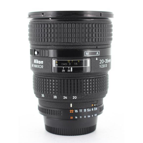 NIKON AF20-35mm F2.8D【中古】