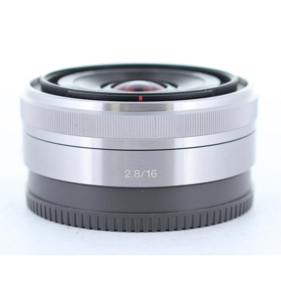 SONY E16mm F2.8(SEL16F28)【中古】