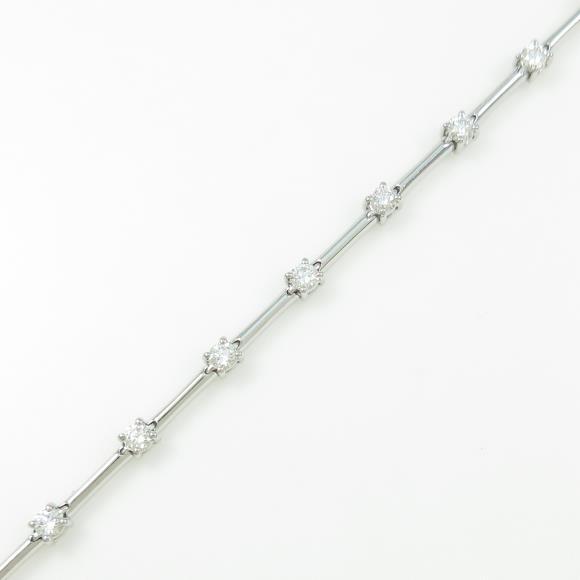 タサキ ダイヤモンドブレスレット【中古】