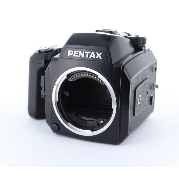 PENTAX 645N 120・220フィルムバック付【中古】