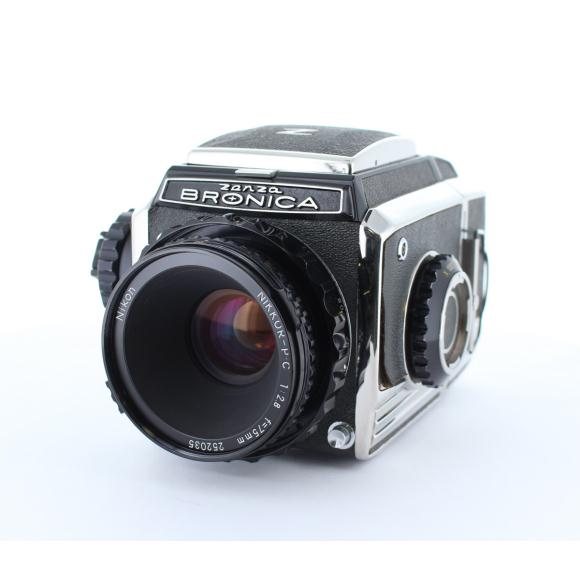 BRONICA S2 75mm F2.8【中古】