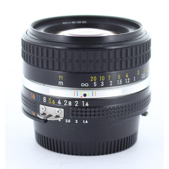 NIKON AI50mm F1.4S【中古】