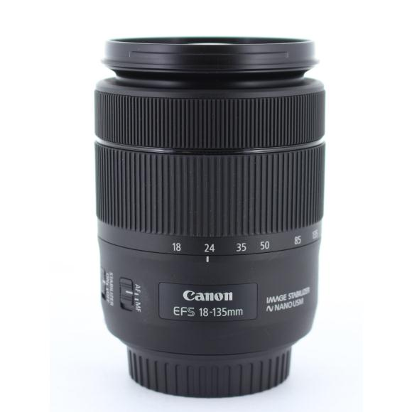 CANON EF-S18-135mm F3.5-5.6IS USM【中古】