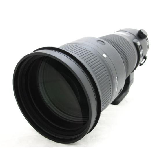 SIGMA EOS500mm F4DG OS HSM (S)【中古】