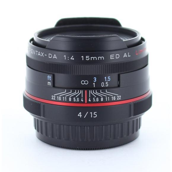 PENTAX HD DA15mm F4ED AL LIMITED【中古】