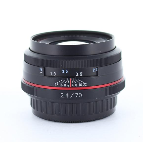 PENTAX HD DA70mm F2.4LIMITED BLACK【中古】