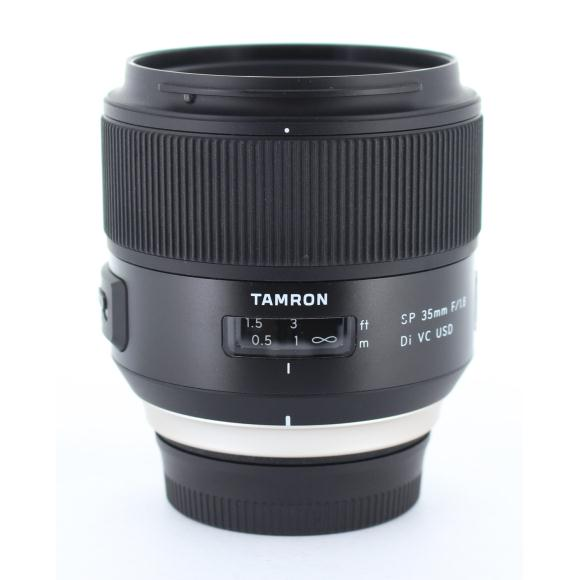TAMRON ニコン35mm F1.8DIVCUSD F012【中古】