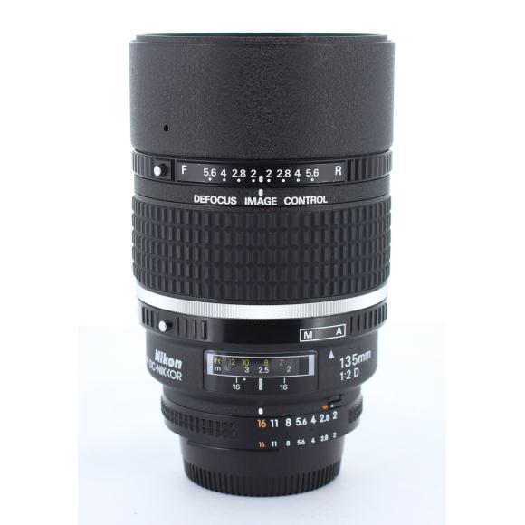 NIKON AF135mm F2D DC【中古】