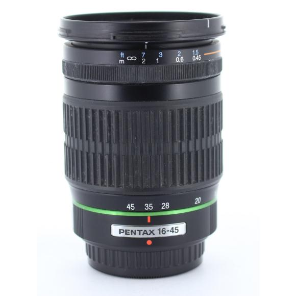 PENTAX DA16-45mm F4ED AL【中古】