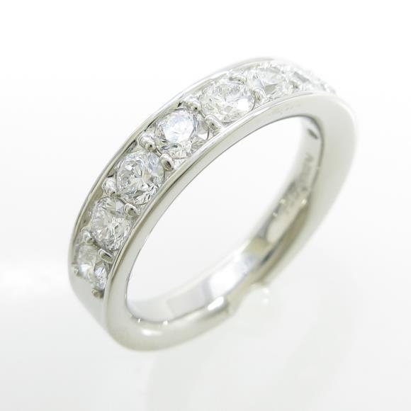 【新品】プラチナダイヤモンドリング 1.004ct・D・SI1-2・VG-G【新品】