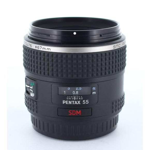 PENTAX D FA645 55mm F2.8AL IF SDM【中古】