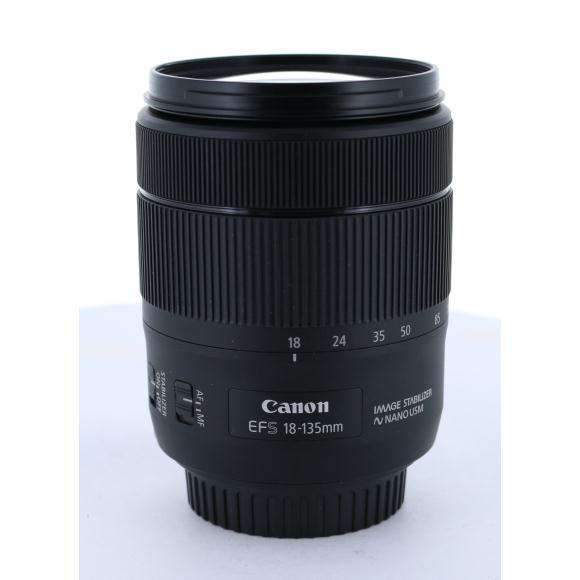 CANON EF-S18-135mm F3.5-5.6ISUSM【中古】