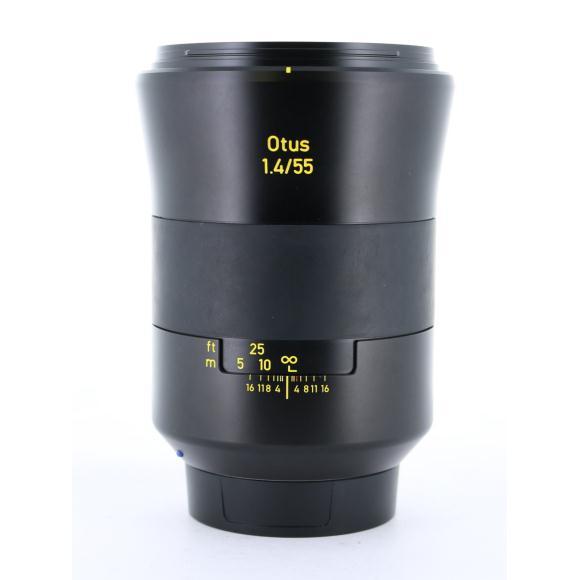 ZEISS OTUS55mm F1.4ZE EOS用【中古】
