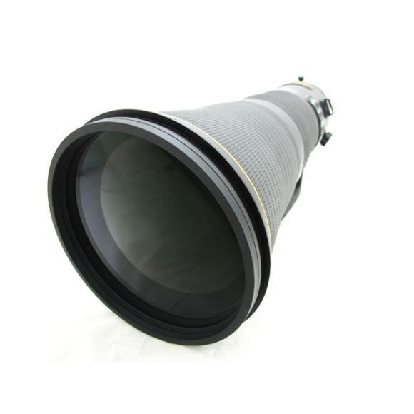 NIKON AF-S600mm F4E FL ED VR【中古】