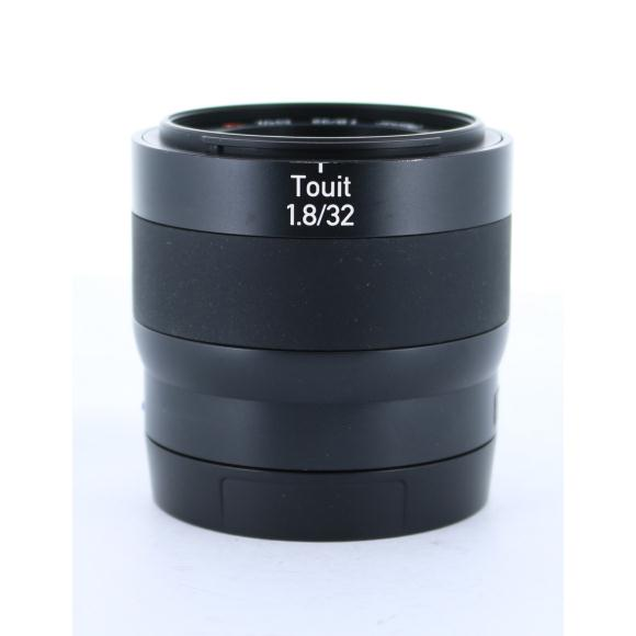ZEISS TOUIT32mm F1.8PLANAR E用【中古】