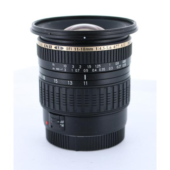 TAMRON EOS(A13)11-18mm F4.5-5.6DIII【中古】
