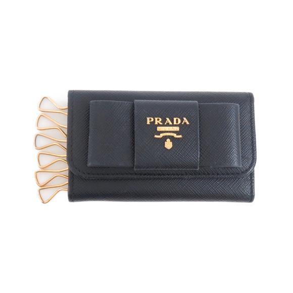 プラダ キーケース 1PG222【中古】