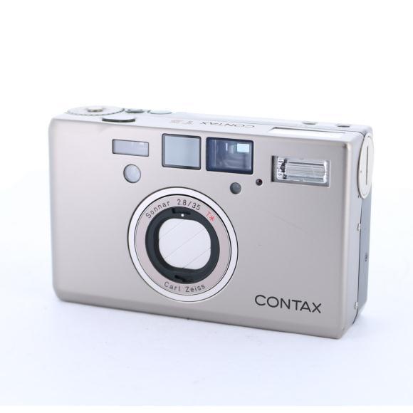 CONTAX T3D【中古】