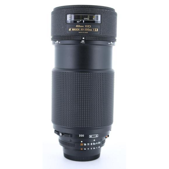 NIKON AF80-200mm F2.8ED【中古】