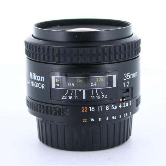 NIKON AF35mm F2【中古】