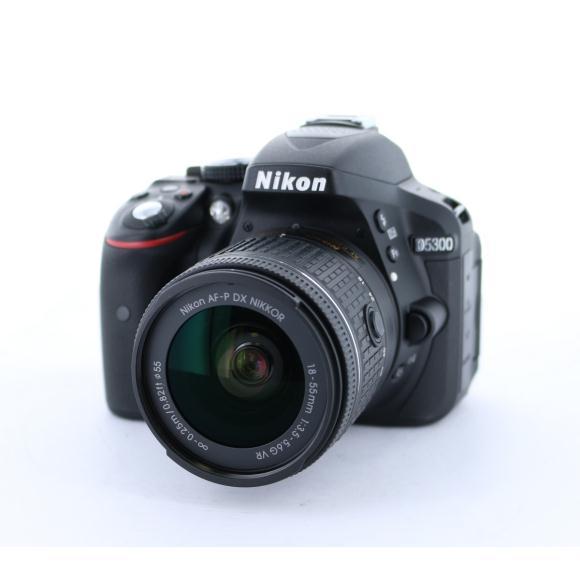 NIKON D5300 AF-P18-55KIT【中古】