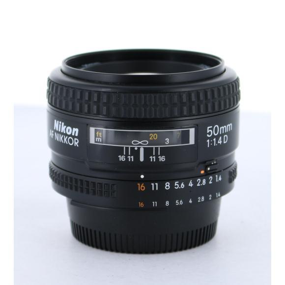 NIKON AF50mm F1.4D【中古】