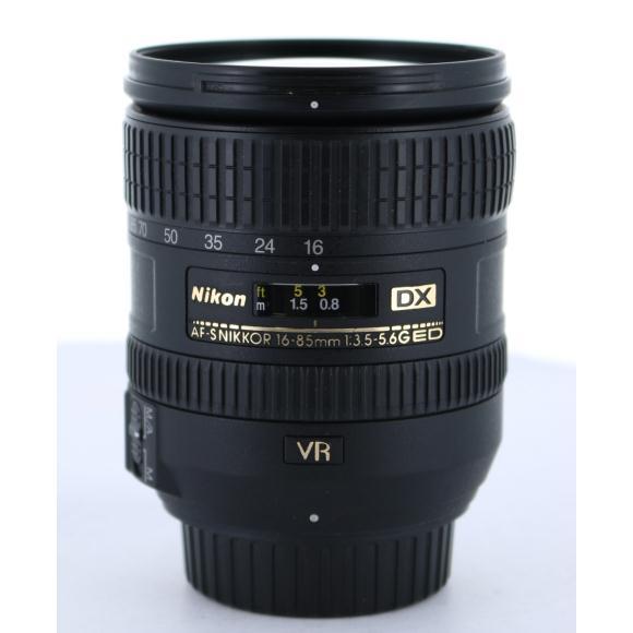NIKON AF-S DX16-85mm F3.5-5.6G VR【中古】