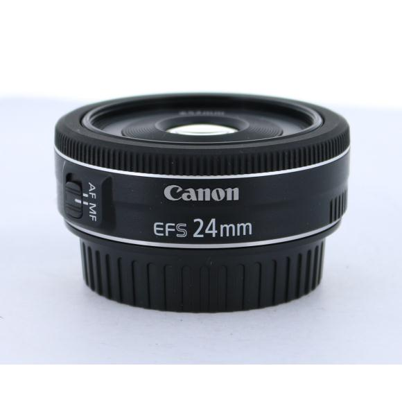 CANON EF-S24mm F2.8STM【中古】
