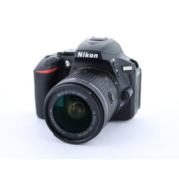 NIKON D5600 AF-P18-55KIT【中古】