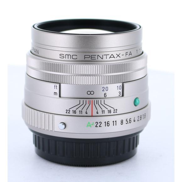 PENTAX FA77mm F1.8 LIMITED【中古】