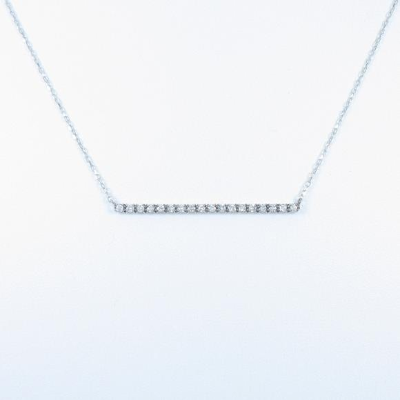 ReKKA リッカ ダイヤモンドネックレス ENW011【中古】