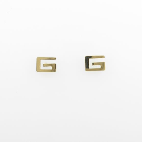 グッチ 750YG ピアス【中古】