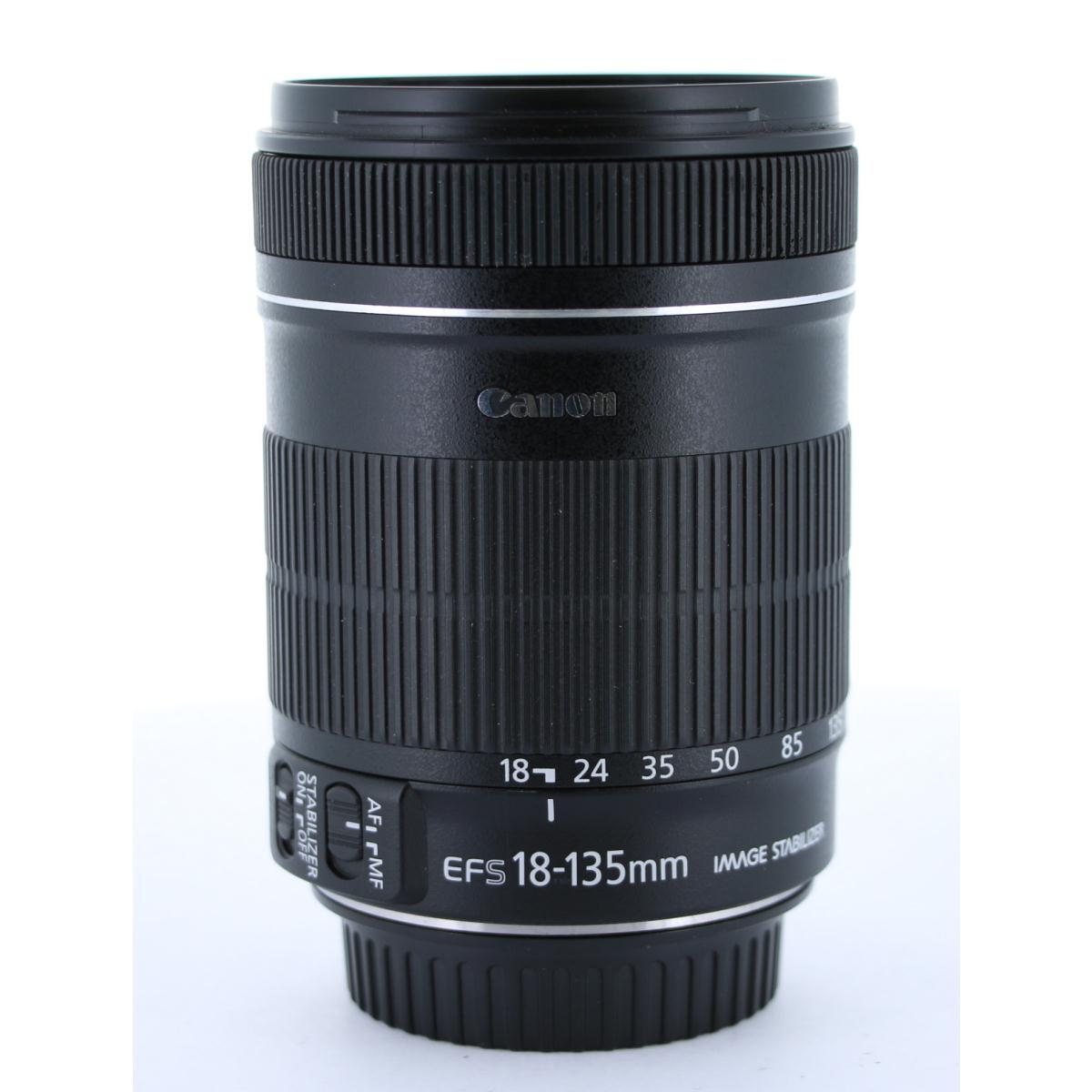 CANON EF-S18-135mm F3.5-5.6IS【中古】