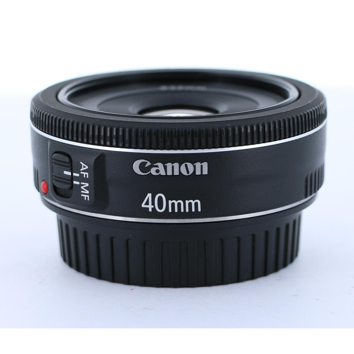 CANON EF40mm F2.8STM【中古】