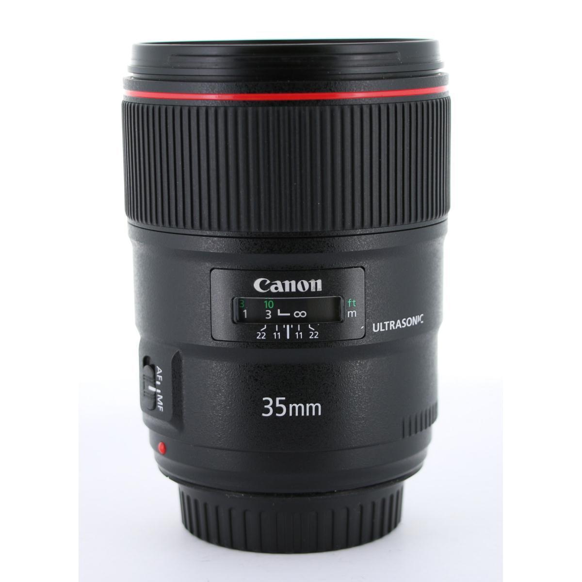 CANON EF35mm F1.4LII USM【中古】