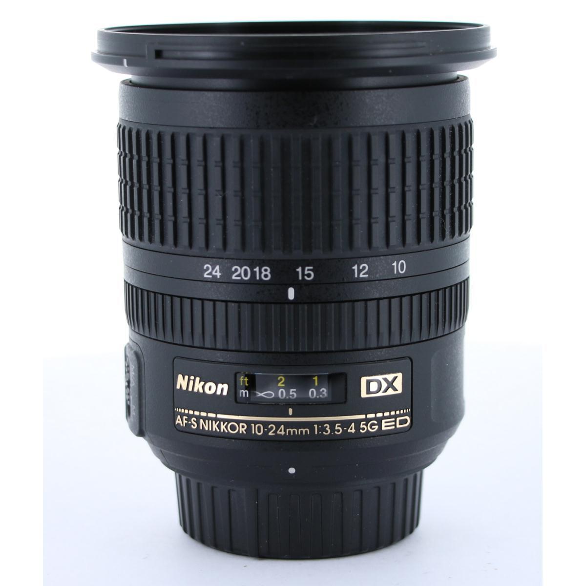 NIKON AF-S DX10-24mm F3.5-4.5G【中古】