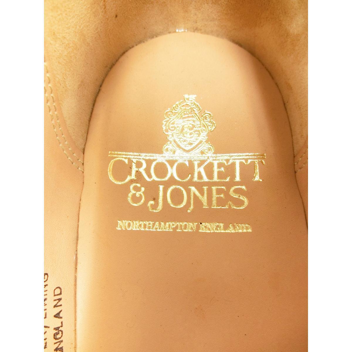 【新品】クロケットアンドジョーンズ CROCKETT&JONES ドレスシューズ【新品】