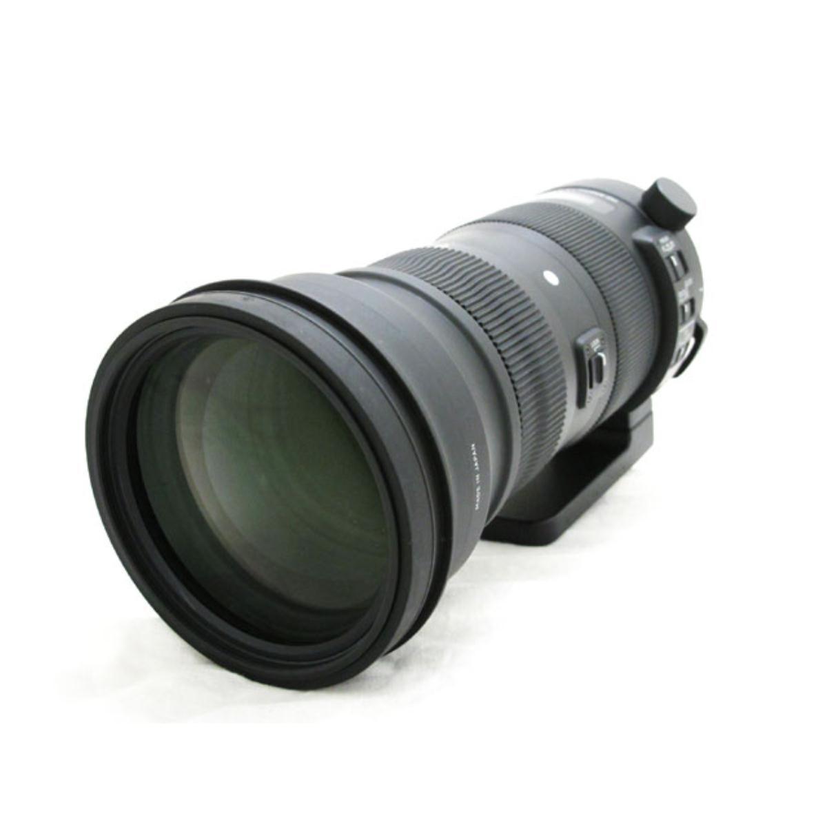 SIGMA ニコン(S)150-600mm F5-6.3DG OS【中古】