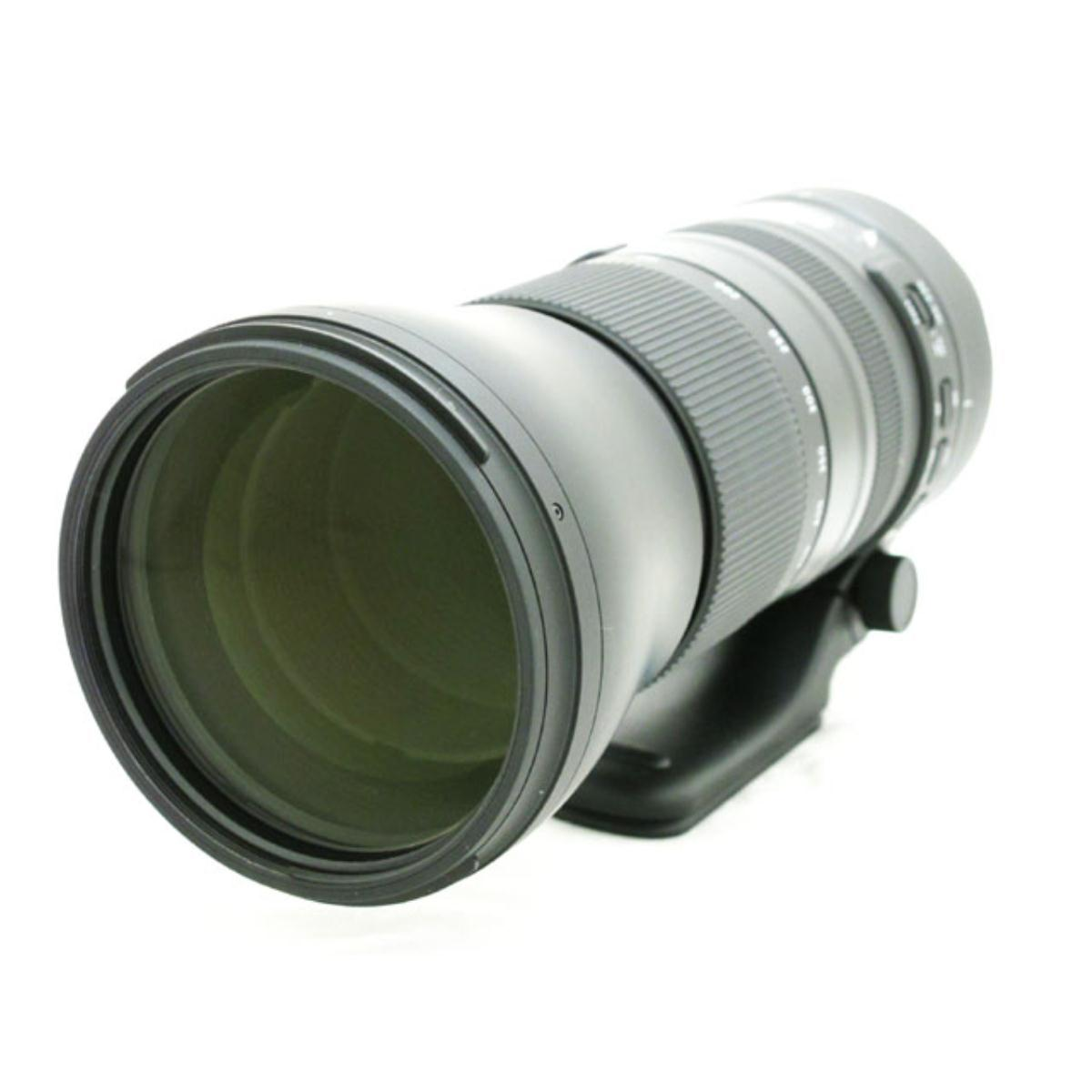 TAMRON ニコン150-600mm F5-6.3VCG2 A022【中古】