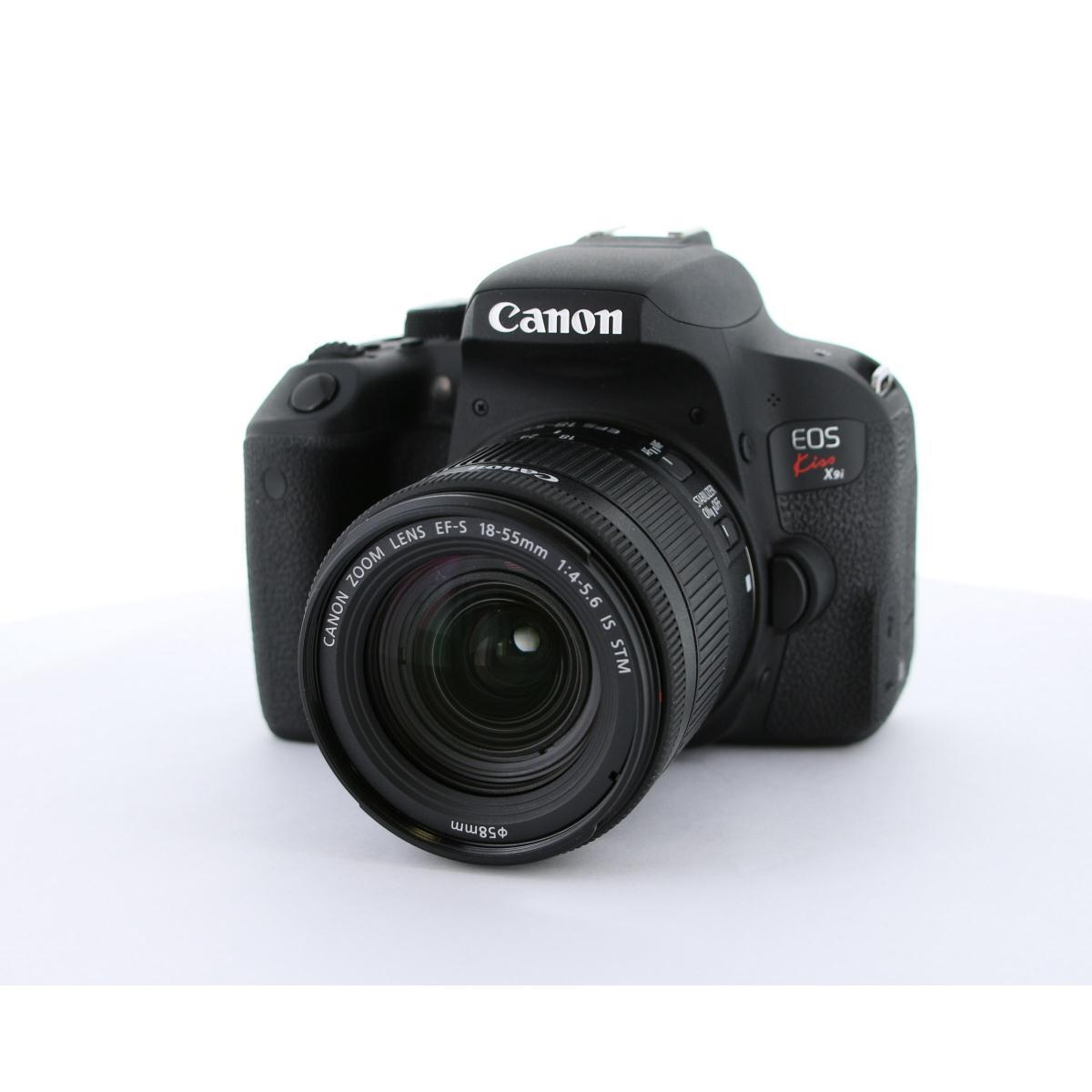 CANON EOS KISS X9I 18-55STM KIT【中古】