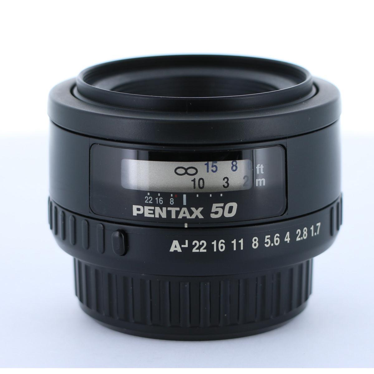 PENTAX FA50mm F1.7【中古】