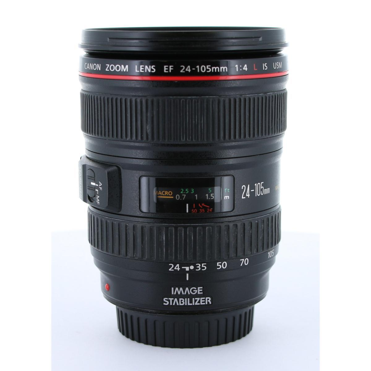 CANON EF24-105mm F4L IS USM【中古】