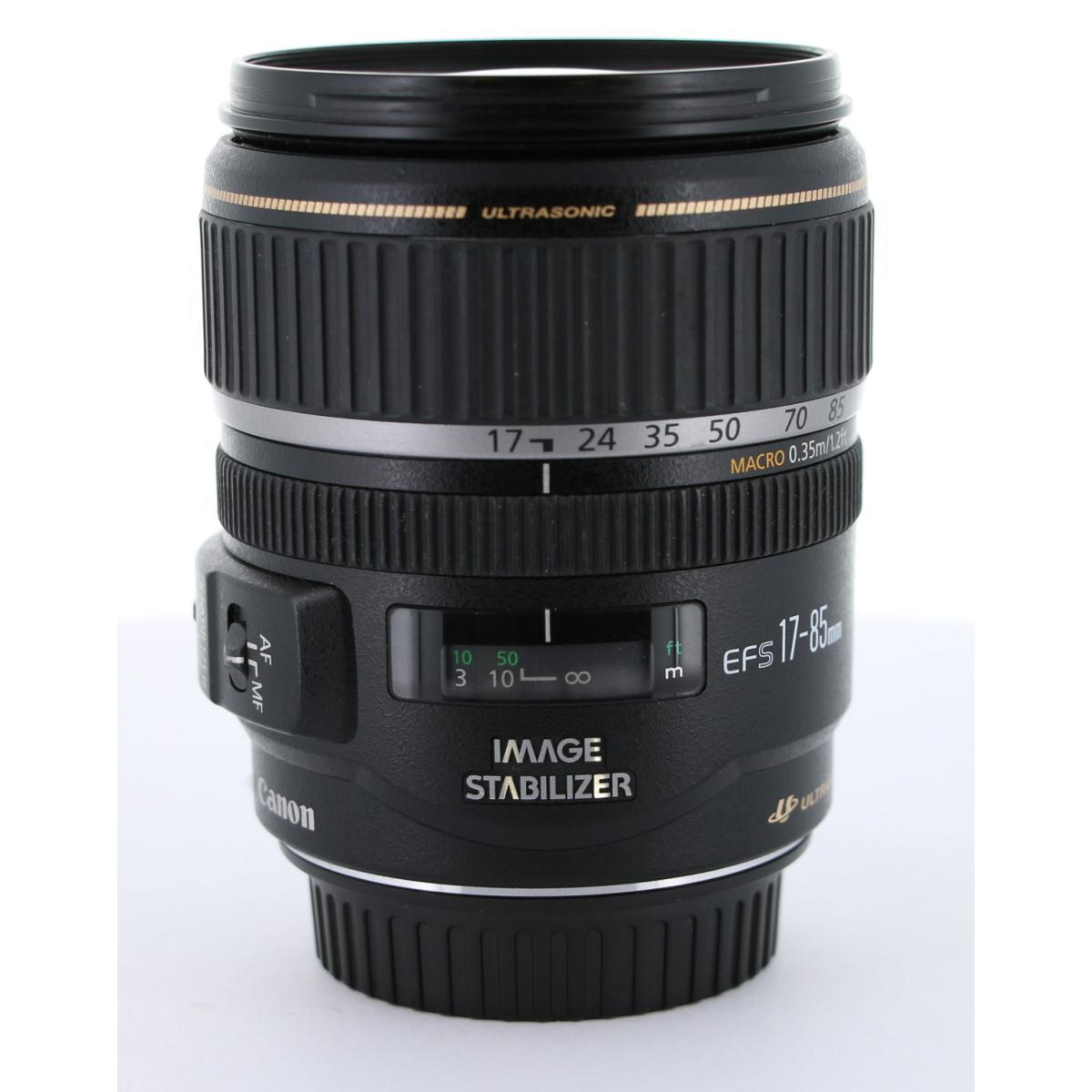 CANON EF-S17-85mm F4-5.6IS USM【中古】