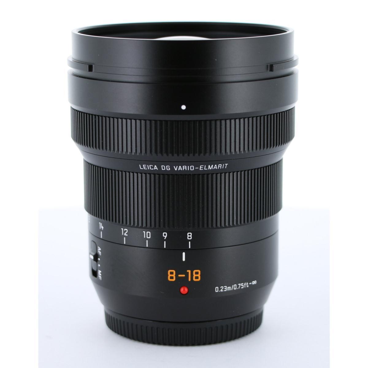 PANASONIC G8-18mm F2.8-4【中古】