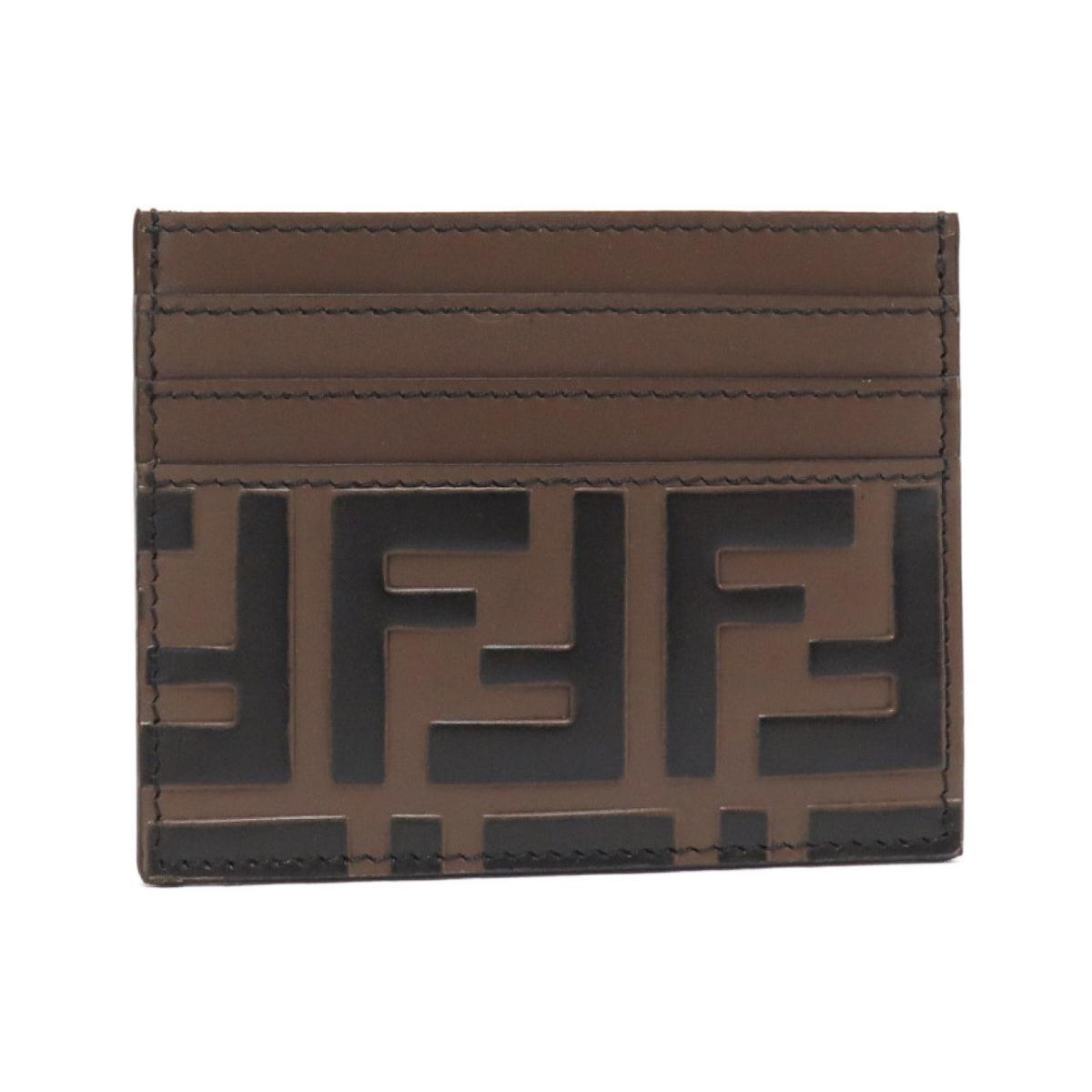 【新品】フェンディ カードケース 7M0164 A42P【新品】