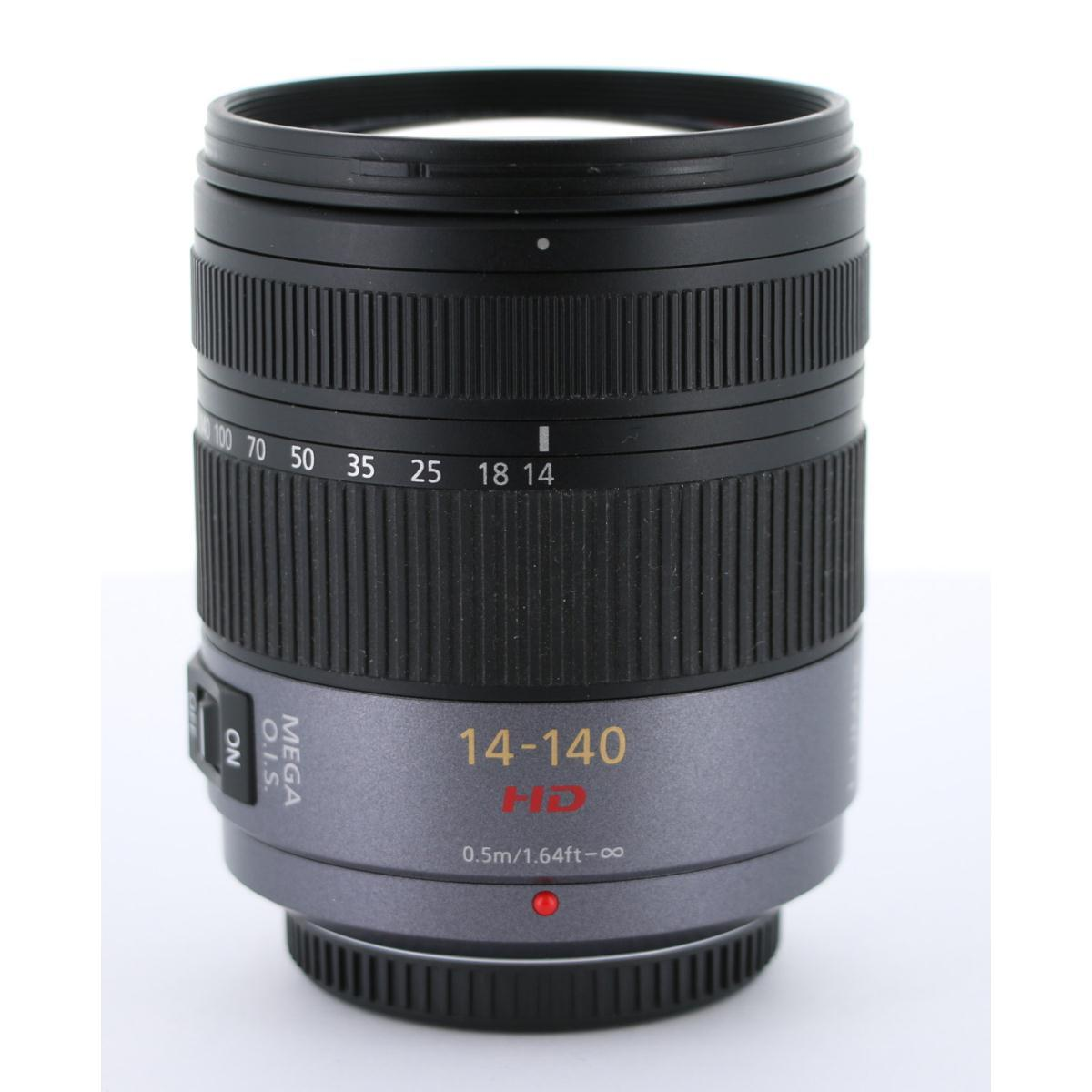 PANASONIC HD14-140mm F4-5.8MEGA OIS【中古】