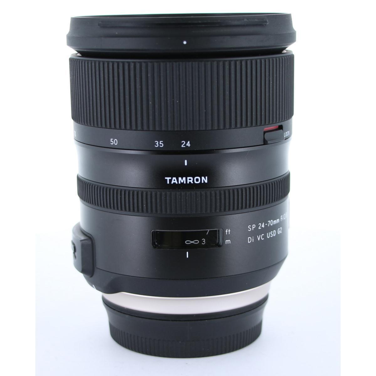TAMRON EOS(A032)24-70mm F2.8DIVCUSD【中古】