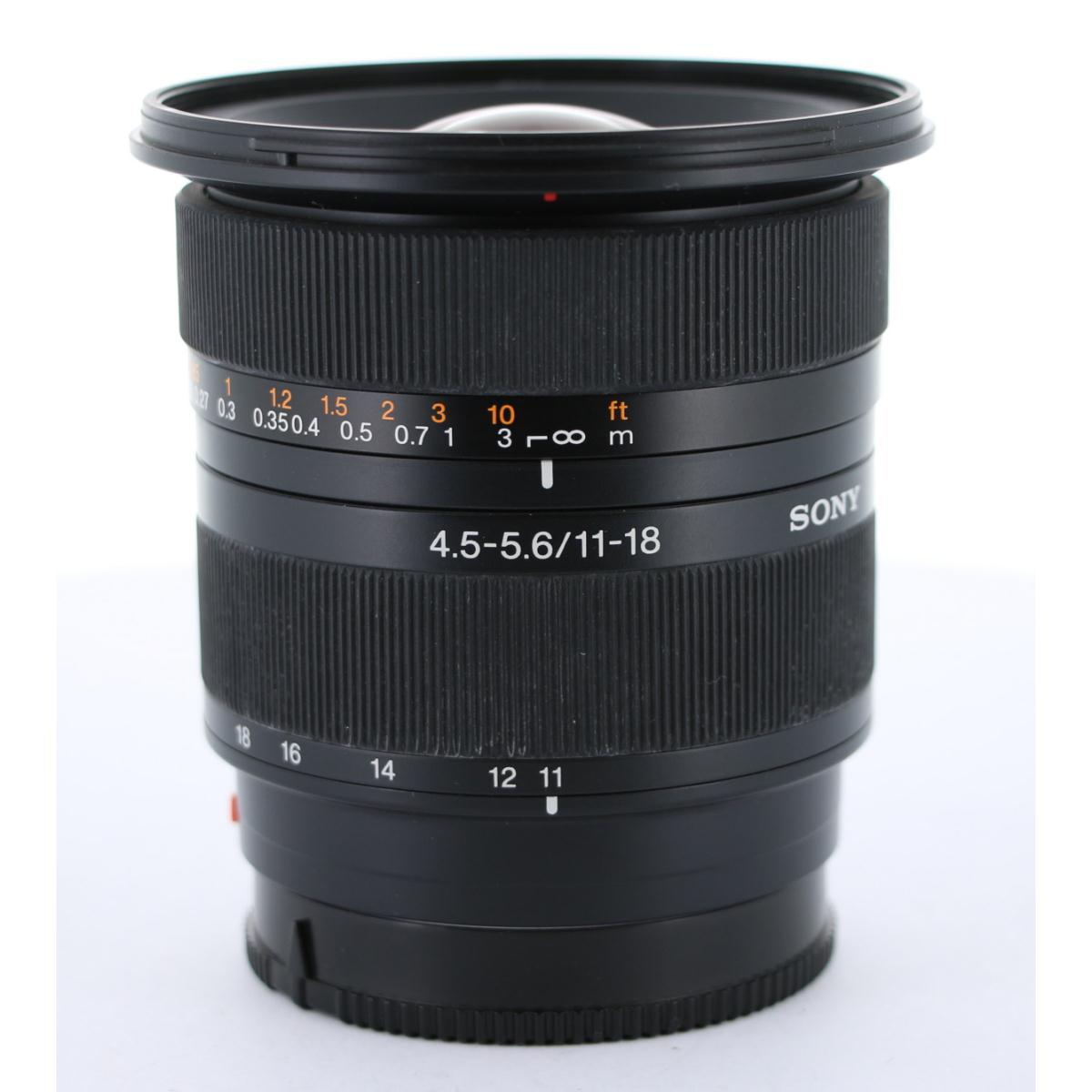 SONY DT11-18mm F4.5-5.6【中古】
