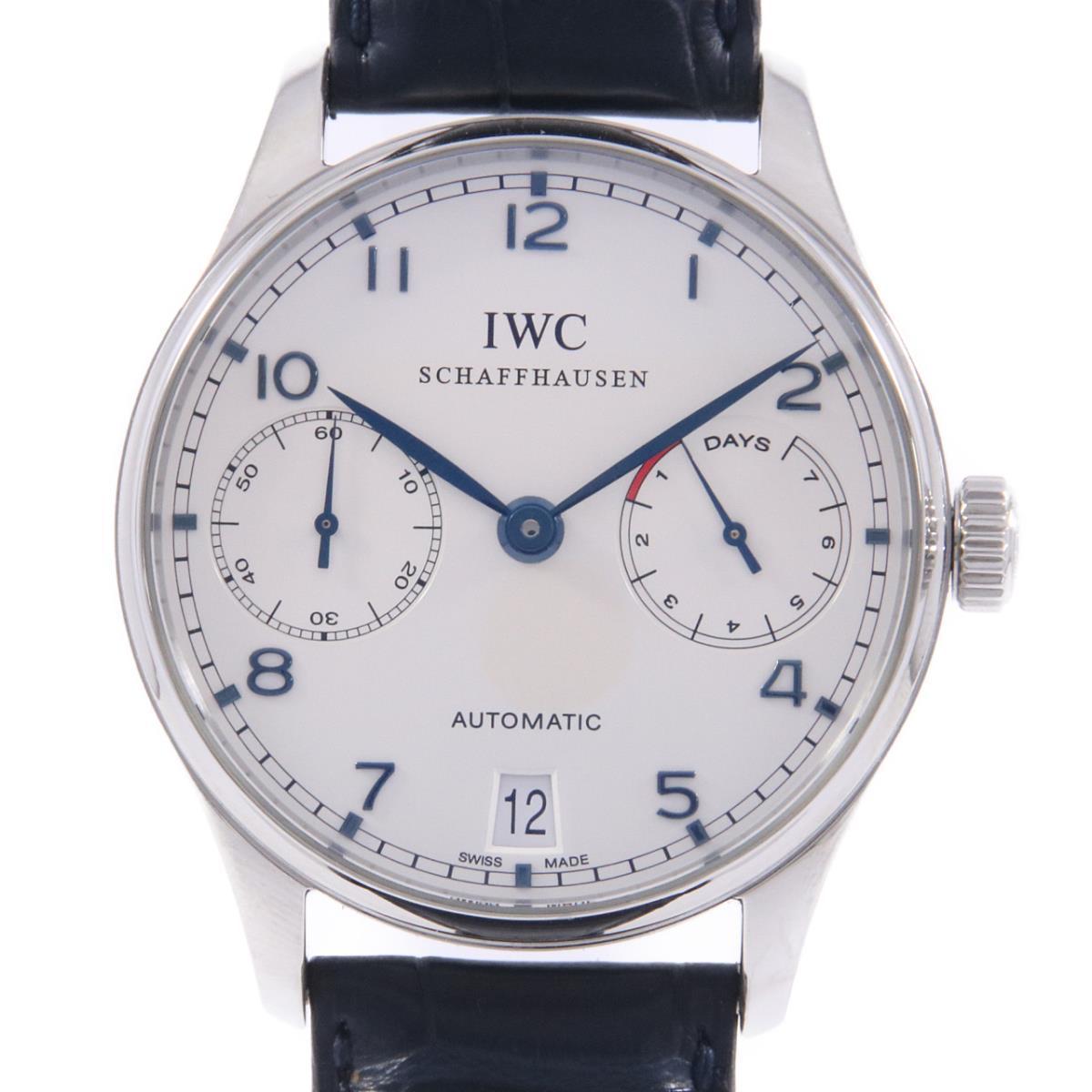 IWC IW500107 ポルトギーゼオートマティック 自動巻【中古】