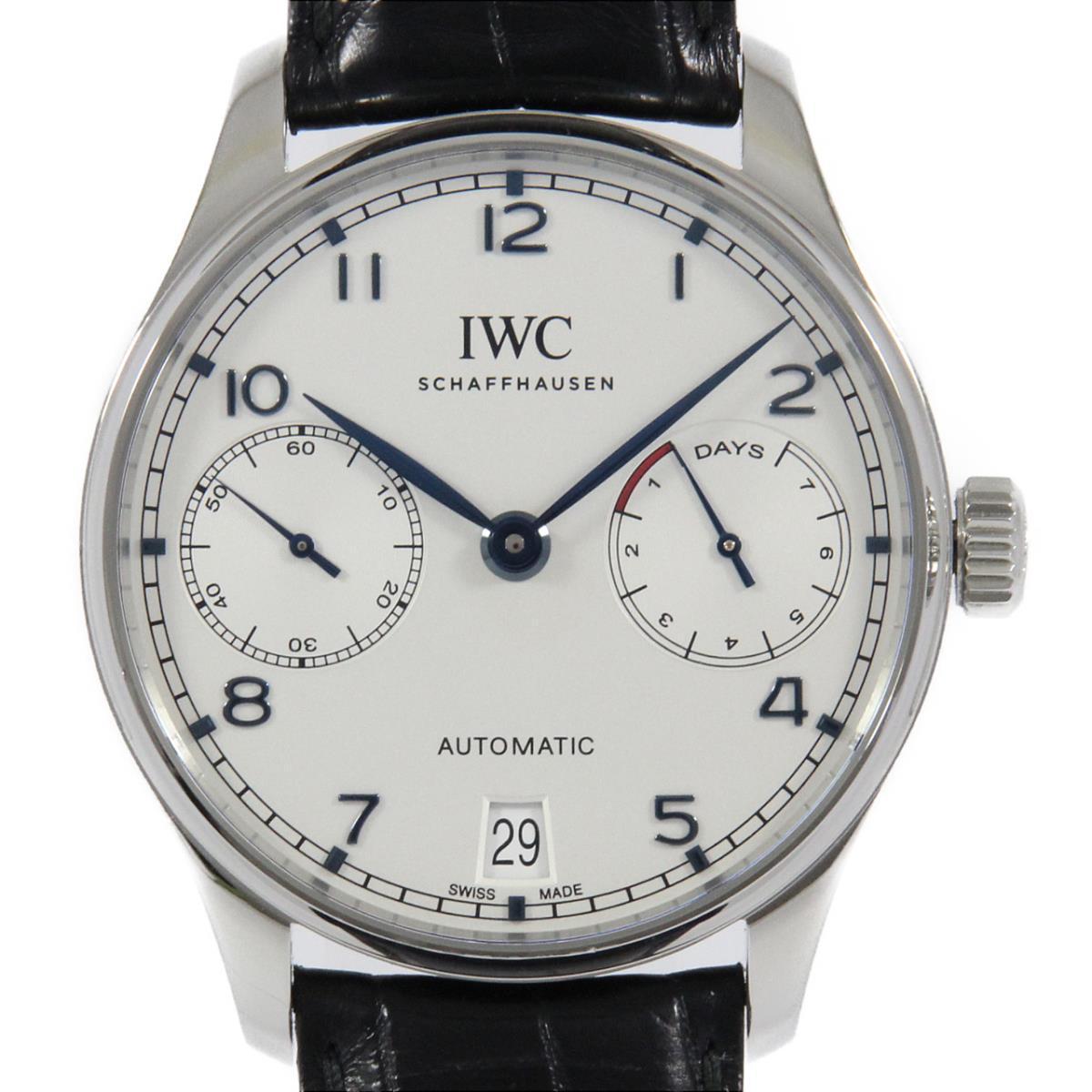 IWC IW500705 ポルトギーゼオートマティック 自動巻【中古】